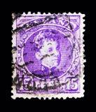 阿方索国王XIII, serie,大约1905年 库存照片