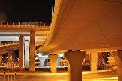 阿曼桥梁 免版税图库摄影