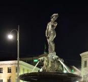 阿曼达喷泉havis赫尔辛基 库存照片