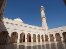 阿曼,塞拉莱,苏丹卡布斯清真寺 库存照片