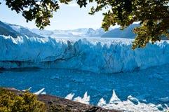 阿根廷冰川莫尔诺巴塔哥尼亚perito 免版税库存图片