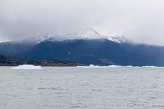 阿根廷湖 免版税库存图片