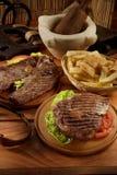 阿根廷牛肉 库存图片