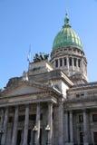 阿根廷的国会 免版税库存图片