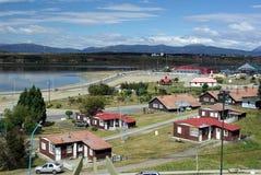 阿根廷ushuaia 免版税图库摄影