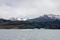 阿根廷湖巴塔哥尼亚 库存图片