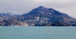 阿根廷湖 库存图片