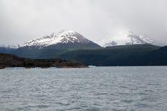 阿根廷湖 免版税图库摄影