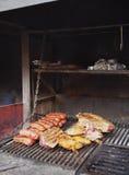 阿根廷烤肉 库存照片