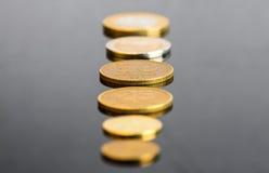 阿根廷硬币 库存照片