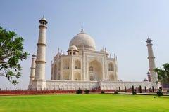 阿格拉印度mahal taj 免版税库存图片