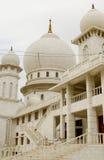 阿格拉德里高速公路印度jaigurudeo寺庙 免版税图库摄影