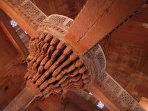 阿格拉fatehpur印度sikri 库存照片