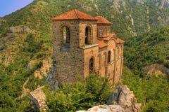 阿森保加利亚堡垒 免版税库存图片
