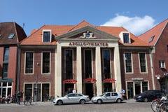 阿波罗剧院在芒斯特,德国 免版税图库摄影