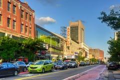 阿波罗剧院-哈林,纽约 免版税库存图片