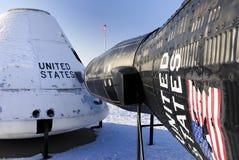 阿波罗双子星座 免版税库存图片