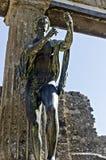 阿波罗寺庙在波纳佩 免版税图库摄影