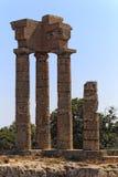 阿波罗寺庙 免版税库存照片
