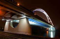 阿波罗布拉索夫桥梁 免版税库存图片