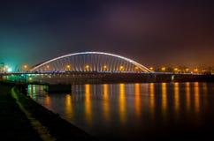 阿波罗桥梁 库存图片
