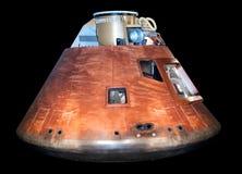 阿波罗火箭模块显示 免版税库存照片