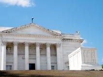 阿灵顿公墓无名英雄墓&圆形剧场20 库存照片