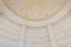阿灵顿国家公墓,华盛顿 库存照片