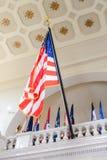 阿灵顿国家公墓,华盛顿 库存图片