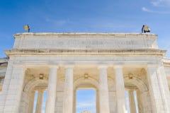 阿灵顿国家公墓,华盛顿 免版税库存照片