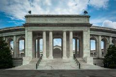 阿灵顿国民的Cemete阿灵顿纪念圆形剧场 免版税图库摄影