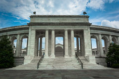 阿灵顿国民的Cemete阿灵顿纪念圆形剧场 图库摄影