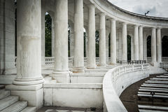 阿灵顿国民的Cemete阿灵顿纪念圆形剧场 免版税库存照片