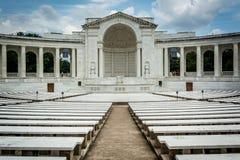 阿灵顿国民的Cemete阿灵顿纪念圆形剧场 库存图片
