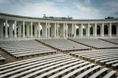 阿灵顿国民的Cemete阿灵顿纪念圆形剧场 库存照片