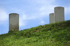 阿灵顿墓地国民 库存图片