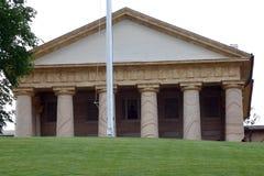阿灵顿房子 免版税库存图片