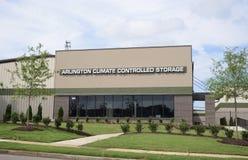 阿灵顿气候控制存储器,阿灵顿田纳西 库存照片
