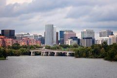 阿灵顿,弗吉尼亚 免版税库存照片