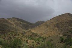 阿特拉斯山脉,摩洛哥 免版税库存照片
