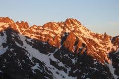 阿特拉斯山脉,摩洛哥,北非 免版税图库摄影