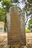 阿瑟港坟园 免版税图库摄影