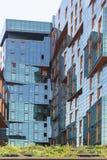 阿纳帕,克拉斯诺达尔地区,俄罗斯- 3月03 2017年:公寓精华住宅复合体 免版税图库摄影