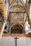 阿纳斯塔西娅教会st维罗纳 图库摄影