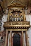 阿纳斯塔西娅教会st维罗纳 库存照片