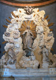 阿纳斯塔西娅教会st 免版税库存照片