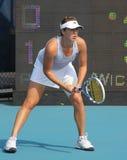 阿纳斯塔西娅pavlyuchenkova球员rus网球 库存照片