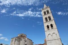 阿纳斯塔西娅zadar大教堂的st 图库摄影