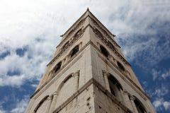 阿纳斯塔西娅zadar大教堂的st 库存照片