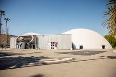 阿纳海姆冰-溜冰场 库存图片